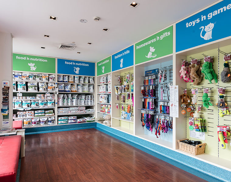 Chatswood pet store